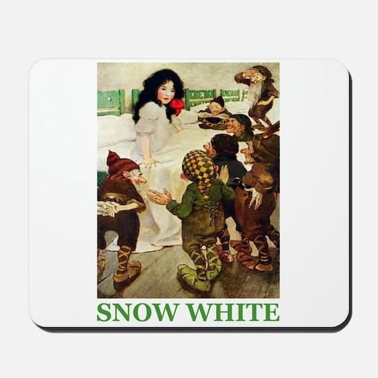 Snow White Mousepad