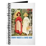 Snow White & Rose Red Journal