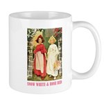 Snow White & Rose Red Mug
