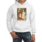 Snow White & Rose Red Hooded Sweatshirt