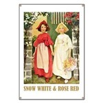 Snow White & Rose Red Banner