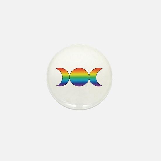 Cute Glbtq Mini Button