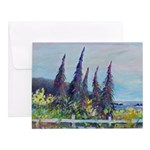 Towers of Jewels Notecards (Set of 10)