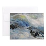 Pacific Storm Notecards (Set of 20)