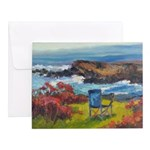 The Artist's Chair Notecards (Set of 20)
