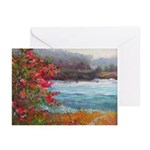 Wild Roses Greeting Cards