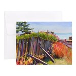 The Old Fence Notecards (Set of 20)
