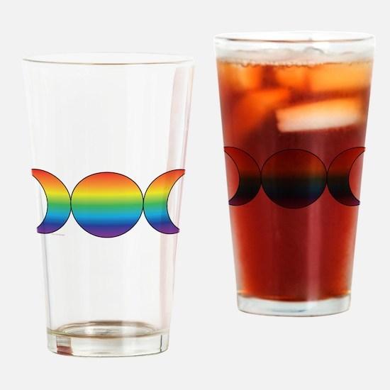 Unique Glbtq Drinking Glass