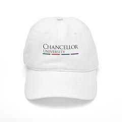 CU_logo_black Baseball Cap