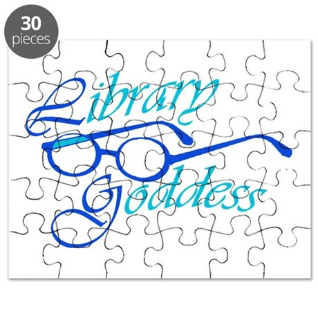 Library Goddess Puzzle