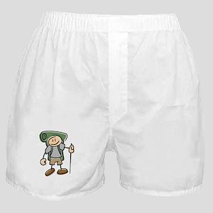 Happy Hiker Boy Boxer Shorts