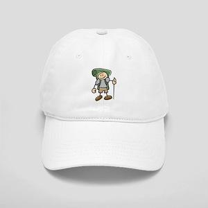 Happy Hiker Boy Cap