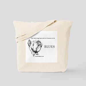 Treasure Tote Bag