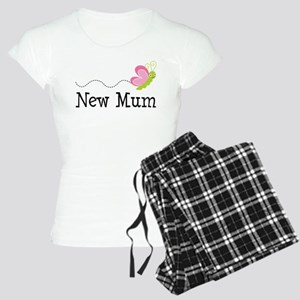 New Mum Butterfly Women's Light Pajamas