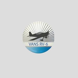 Aircraft Vans RV-6 Mini Button