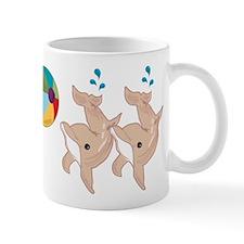 Dolphins a Mug