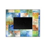 Slated Watercolor Picture Frame