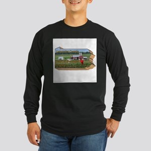 Heart of amish country Long Sleeve T-Shirt