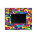 Cosmic Ribbons Picture Frame