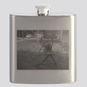 Holga Rat on a See-Saw Flask