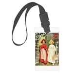 Snow White & Rose Red Large Luggage Tag