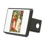 Snow White & Rose Red Rectangular Hitch Cover