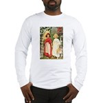 Snow White & Rose Red Long Sleeve T-Shirt