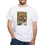 The Goose Girl White T-Shirt