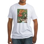 The Goose Girl Fitted T-Shirt