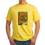 The Goose Girl Yellow T-Shirt