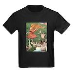 The Goose Girl Kids Dark T-Shirt