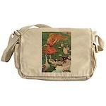 The Goose Girl Messenger Bag