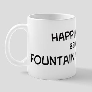 Fountain Valley - Happiness Mug