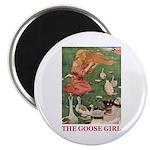 The Goose Girl Magnet