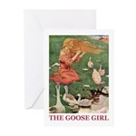 The Goose Girl Greeting Cards (Pk of 10)
