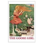 The Goose Girl Large Poster
