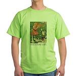 The Goose Girl Green T-Shirt