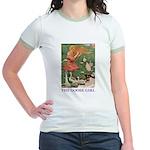 The Goose Girl Jr. Ringer T-Shirt