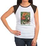 The Goose Girl Women's Cap Sleeve T-Shirt