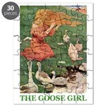 The Goose Girl Puzzle