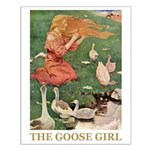 The Goose Girl Small Poster