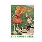 The Goose Girl Postcards (Package of 8)