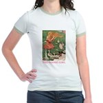 The Goose Girl Jr. Ringer T-Shirt