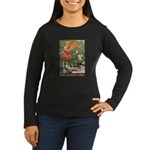 The Goose Girl Women's Long Sleeve Dark T-Shirt