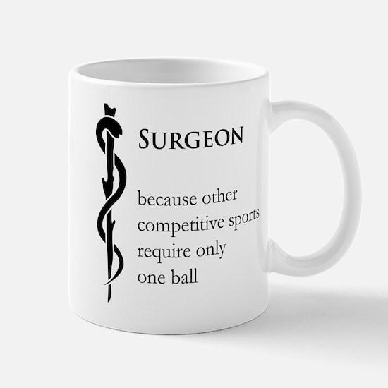 Surgeon Because... Mug