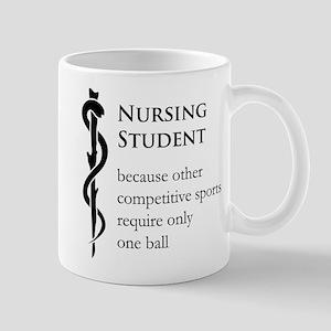 Nursing Student Because... Mug