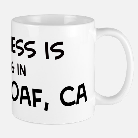 Sugarloaf - Happiness Mug