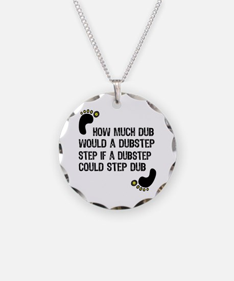 How Much Dub Necklace Circle Charm