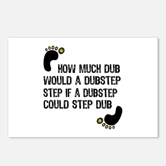 How Much Dub Postcards (Package of 8)