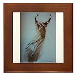 Pearl Lover-2 Framed Tile